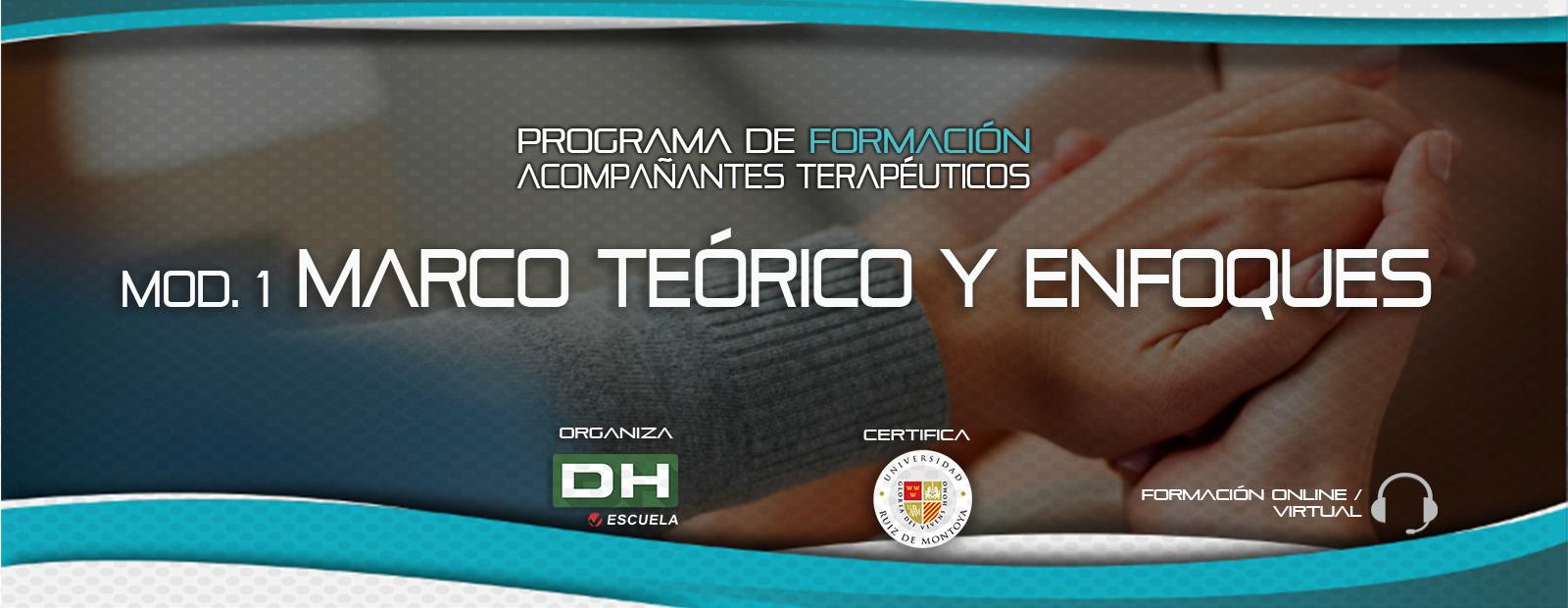 Módulo 01 MARCO TEÓRICO, LEGAL y ENFOQUES