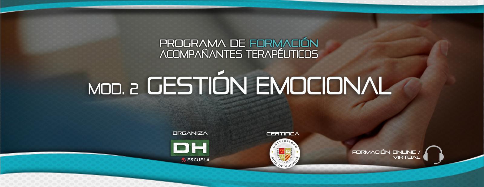 Módulo 02 GESTIÓN EMOCIONAL