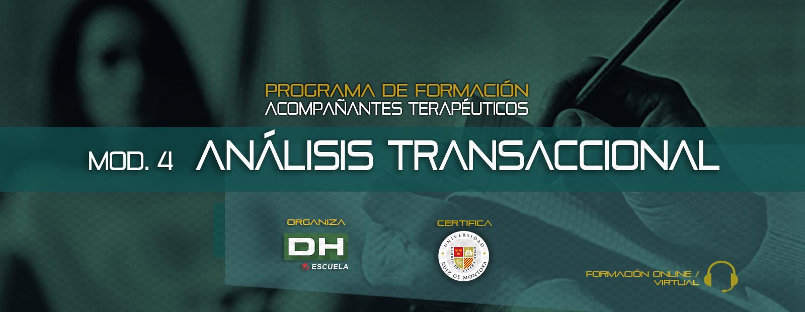 Módulo 04 ANÁLISIS TRANSACCIONAL